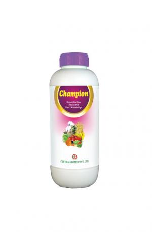 Central Biotech Champion